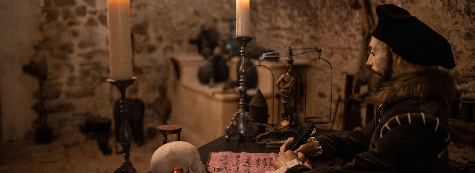 Středověká mučírna a alchymistická laboratoř