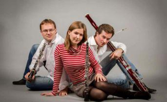 Trio Aperto – Komorní koncert vážné hudby